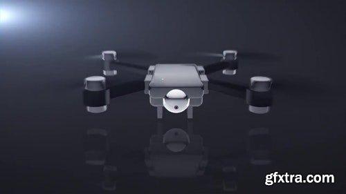 MotionArray Drone Logo Reveal 196938