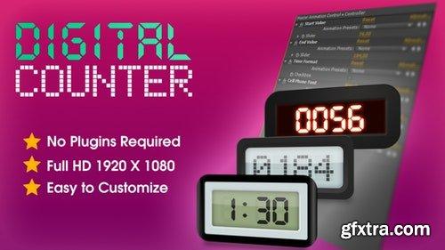 MotionArray Digital Counter 196889