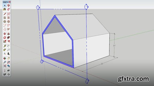 SketchUp Pro 2018 for Beginners