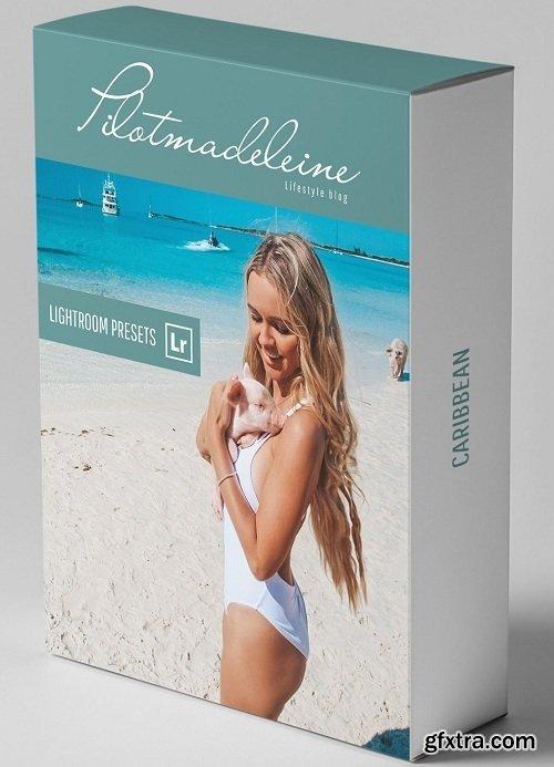 Pilot Madeleine - Caribbean Desktop & Mobile Presets