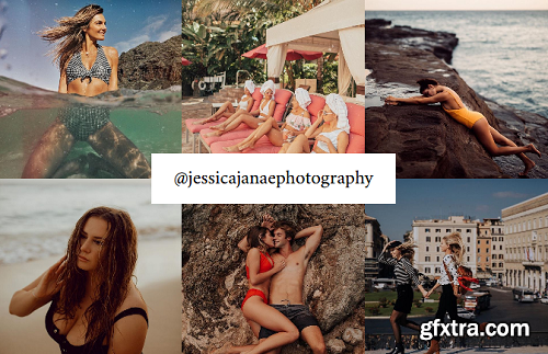 Jessica Janae Photography - JJ Signature Presets for Lightroom