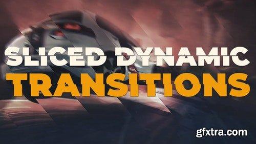 MotionArray Sliced Dynamic Transitions 197598