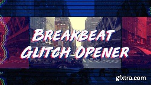 MotionArray Breakbeat Glitch Opener 197407