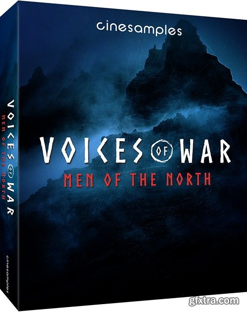 Cinesamples Voices of War: Men of the North KONTAKT-AwZ