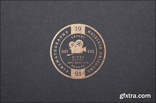 Vintage Logo & Badge Vol. 18