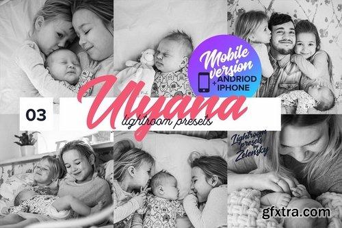 CM - ULYANA - Mobile Lightroom Presets 3591903