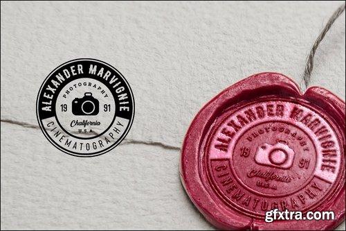Vintage Logo & Badge Vol. 19