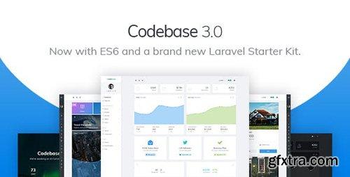 ThemeForest - Codebase v3.0 - Bootstrap 4 Admin Dashboard Template & Laravel Starter Kit - 20289243