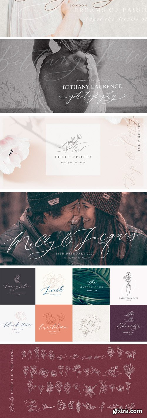Serenity Font Duo