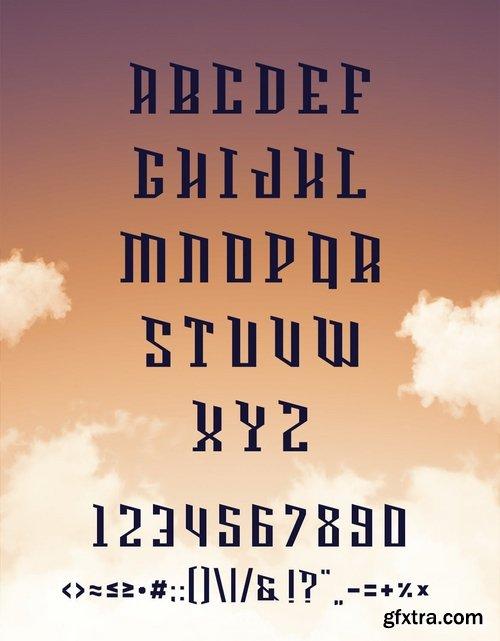 Bodar typeface