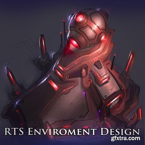 Gumroad – Concept Art For Games: RTS Environment Design