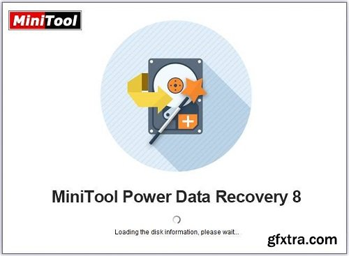 MiniTool Power Data Recovery Business Technician 8.1 Portable
