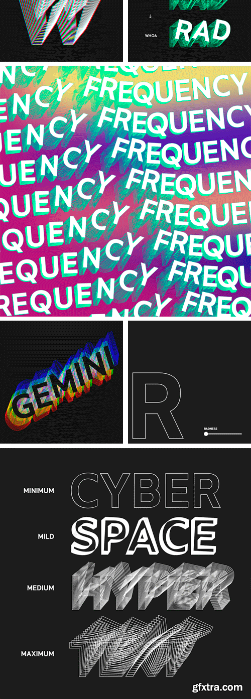 WHOA Font Family