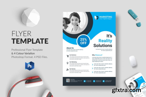 Business Flyer Template 23