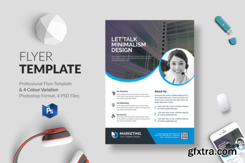 Business Flyer Template 22