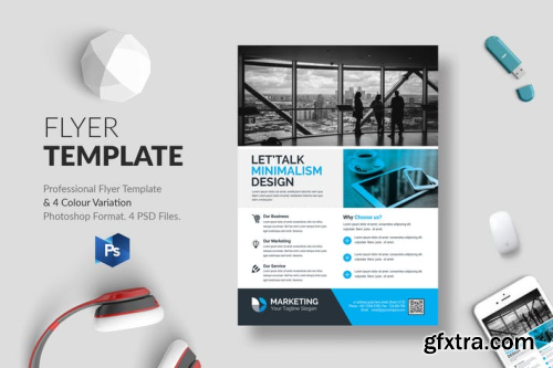 Business Flyer Template 21