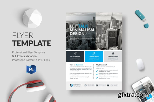 Business Flyer Template 20