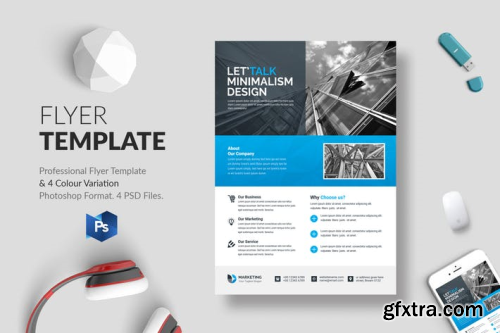 Business Flyer Template 19