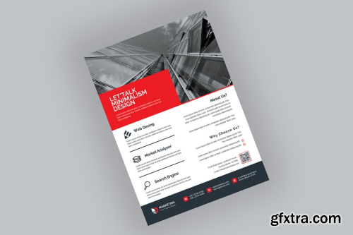 Business Flyer Template 17