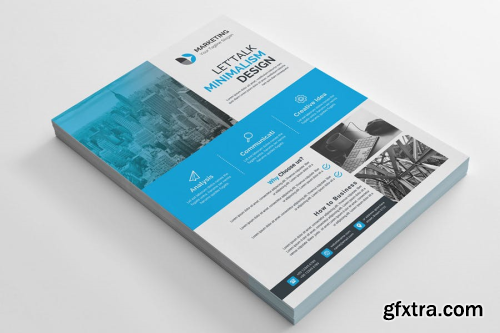 Business Flyer Template 18