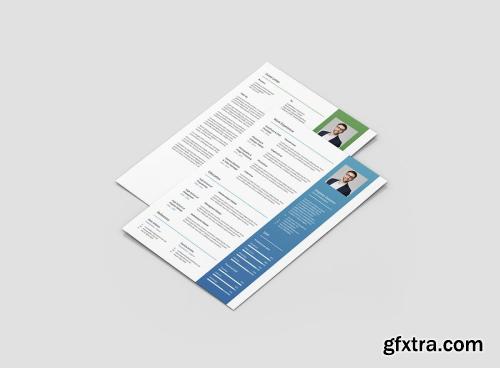 Gradient – Resume and Cover Letter v3