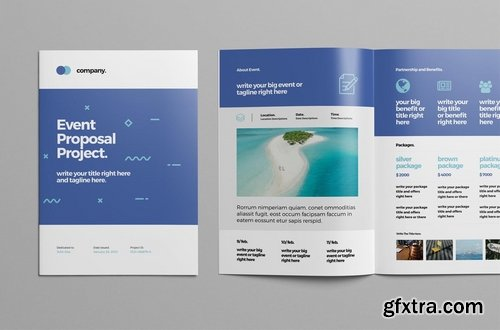 Event Brief Proposal Template