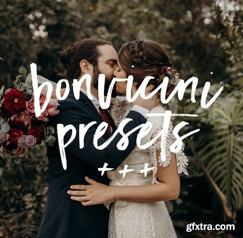 Bonvicini Lightroom Presets