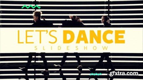 MotionArray Slideshow - Let\'s Dance 197264