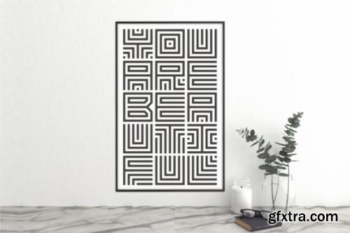 Maze Line