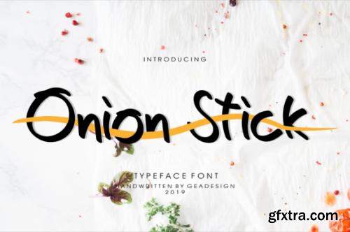 Onion Stick