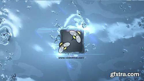 Videohive - Water Splash Logo - 11713332