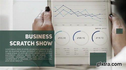 MotionArray Business Scratch Show 197408