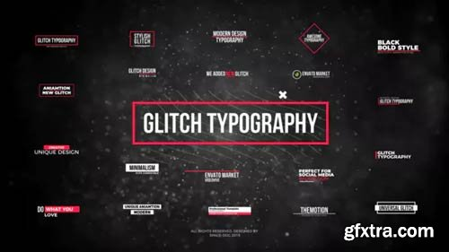 Videohive - Glitch Modern Titles // FCPX or Apple Motion - 23312235