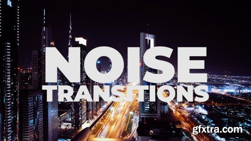 MotionArray Noise Transitions 198067