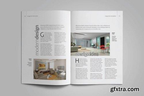 Global Magazine Template