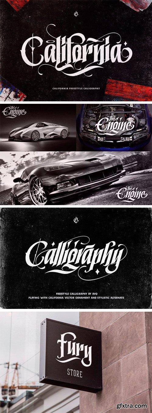 CM - California Style + Extra Slant 3591714