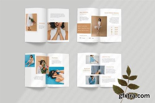Rosevelt - Media Press Kit Template