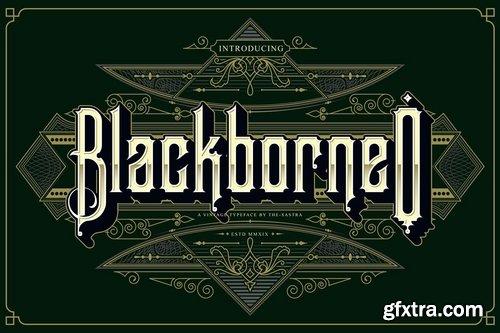CM - BlackBorneo 3600065