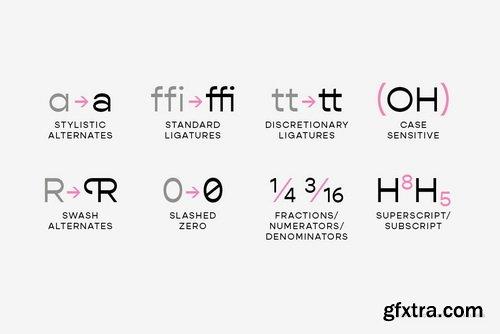 Gopher Font Family