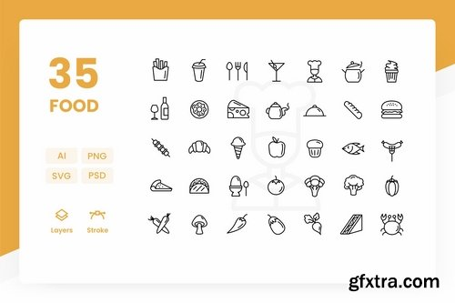 Food - Icons Pack