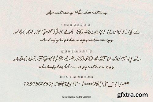CM - Amstrong Signature Script 3513454