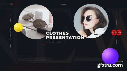 Videohive Fashion Promotion Slideshow 23333499