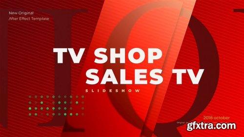Videohive TV Shop Sales Slideshow 23344417