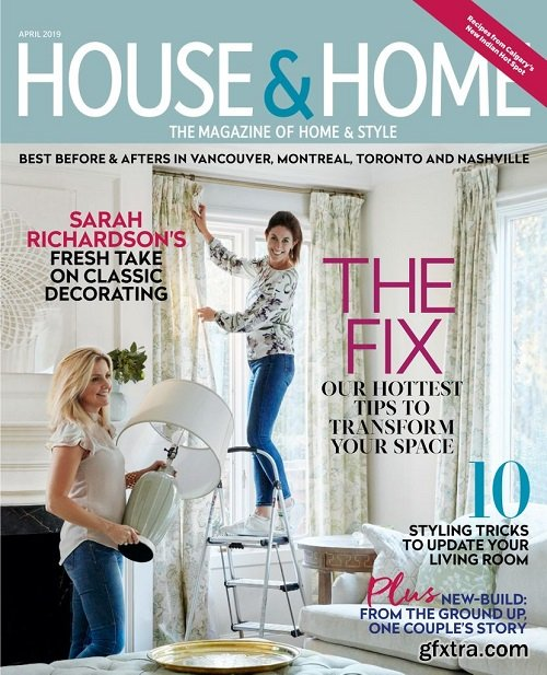 House & Home - April 2019
