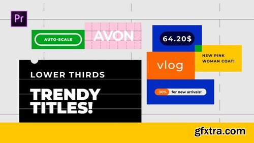 MotionArray Titles Trendy Auto-Scale 198857