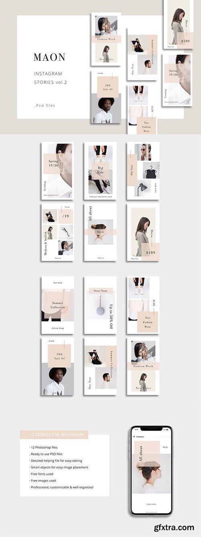 MAON - Instagram Stories vol.2