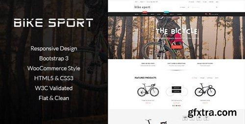 ThemeForest - Bike Shop v1.0 - HTML Shop Template - 11939338