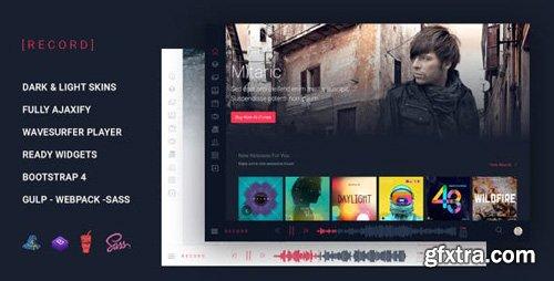 ThemeForest - Rekord v1.0 - Music Event Multipurpose HTML Template - 23342619