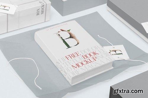 Book Jacket Mockups