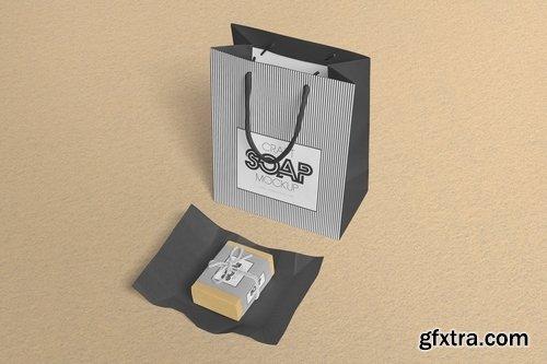 Craft Soap Box Mockups